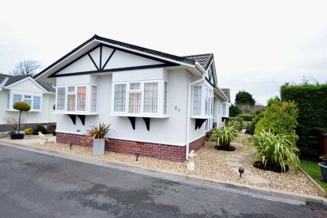 Lotus Drive Carr Bridge Residential Park Blackpool Fy4 2 Bedroom Mobile Park Home For Sale