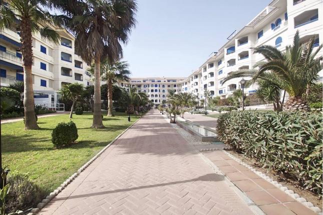 View Of Complex of San Luis De Sabinillas, Costa Del Sol, Andalusia, Spain