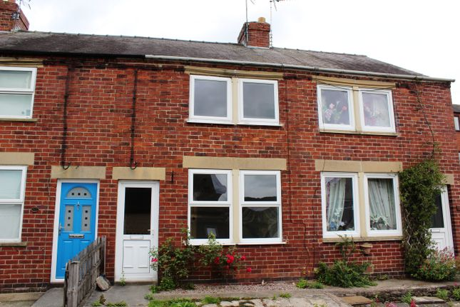 Thumbnail Terraced house to rent in Hillside Rise, Belper