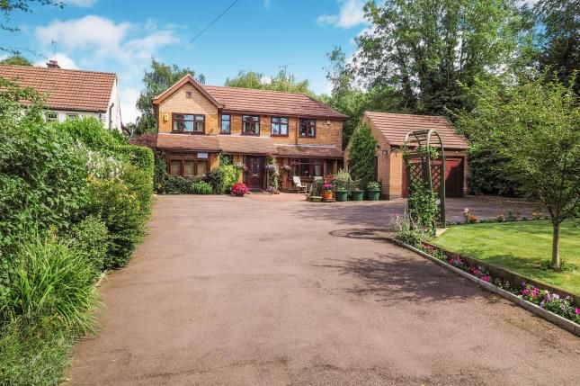Thumbnail Detached house for sale in Old Road, Ruddington, Nottingham, Nottinghamshire