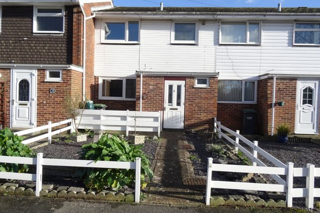Thumbnail Terraced house to rent in Norfolk Road, Gosport