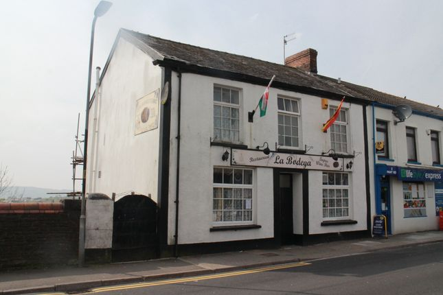 Thumbnail Pub/bar for sale in Pant Road, Merthyr Tydfil