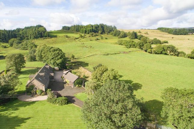 Thumbnail Detached house for sale in Mid Gibblaston, Lochwinnoch Road, By Kilmacolm, Renfrewshire