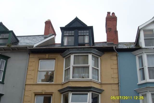 Thumbnail Flat to rent in Flat 5, 17 Portland Street, Aberystwyth, Ceredigion