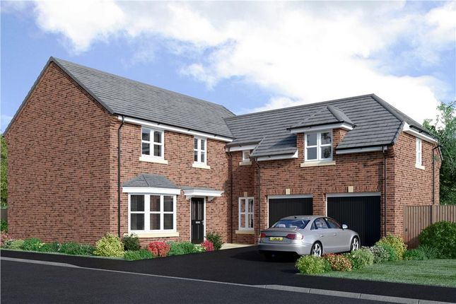 "Thumbnail Detached house for sale in ""Shakespeare"" at Milby, Boroughbridge, York"