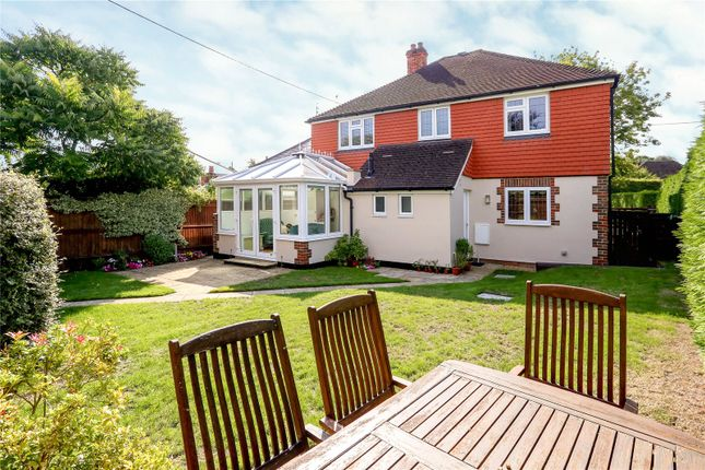 Thumbnail Detached house for sale in Haslemere Road, Liphook, Hampshire