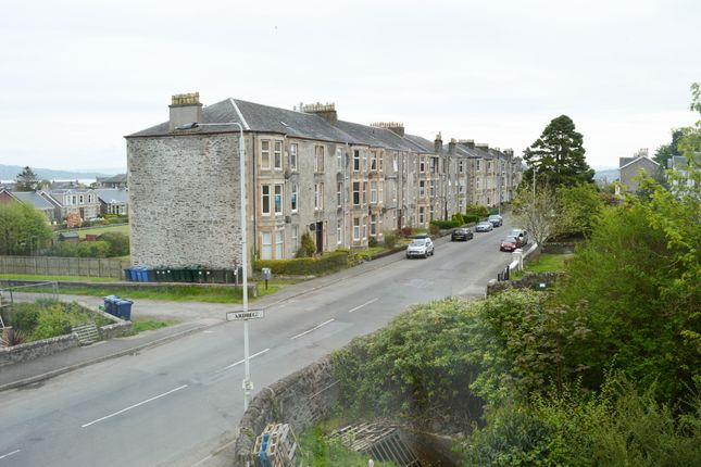 View From Lounge of 1, High Road, Port Bannatyne, Isle Of Bute PA20
