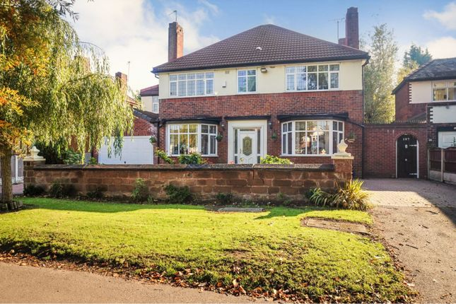 Thumbnail Detached House For Sale In Queens Drive Liverpool