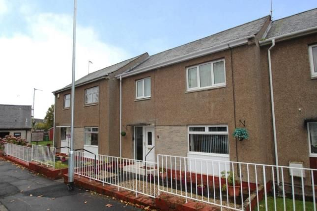 Thumbnail End terrace house for sale in St. Valery Drive, Stirling, Stirlingshire