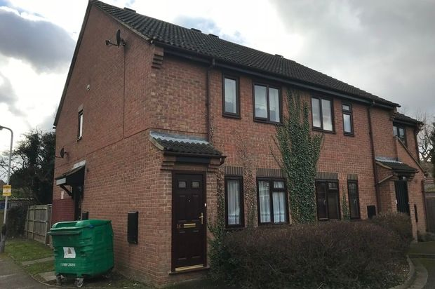 Thumbnail Flat to rent in Hammet Close, Hayes