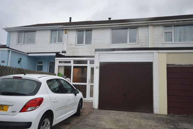 3 bed terraced house for sale in Tresithney Road, Carharrack