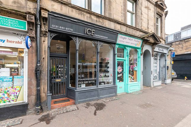 Thumbnail Commercial property for sale in London Road, Abbeyhill, Edinburgh