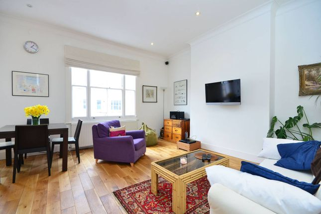 Thumbnail Flat for sale in Eardley Crescent, Earls Court