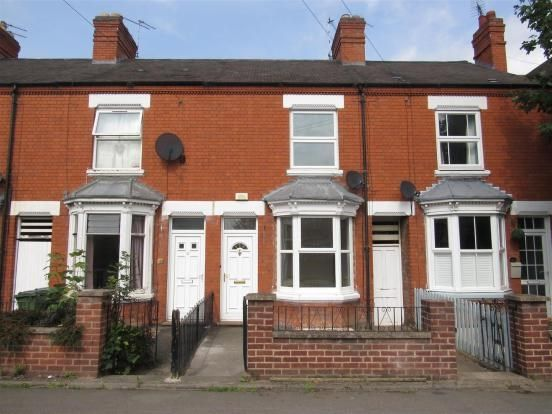 Thumbnail Terraced house for sale in Enderby Road, Blaby, Leicester
