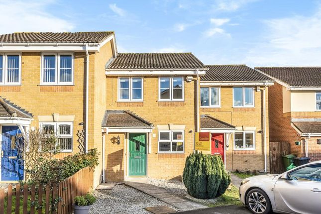 Thumbnail Terraced house to rent in Richmond Avenue, Thatcham