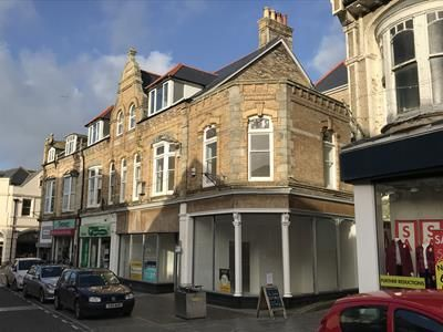 Thumbnail Retail premises to let in 39 & 41, Bank Street, Newquay, Cornwall