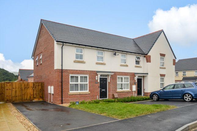 Thumbnail Semi-detached house for sale in Stove Road, Pilton, Barnstaple