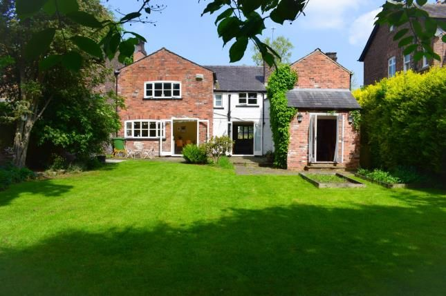 Thumbnail Link-detached house for sale in Knutsford Road, Alderley Edge, Cheshire