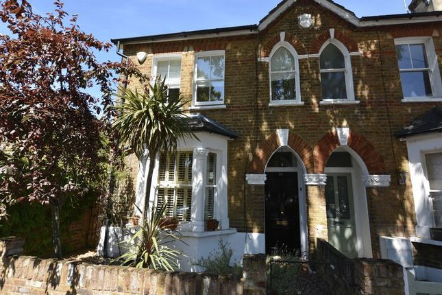 Thumbnail Terraced house for sale in Windsor Road, Teddington