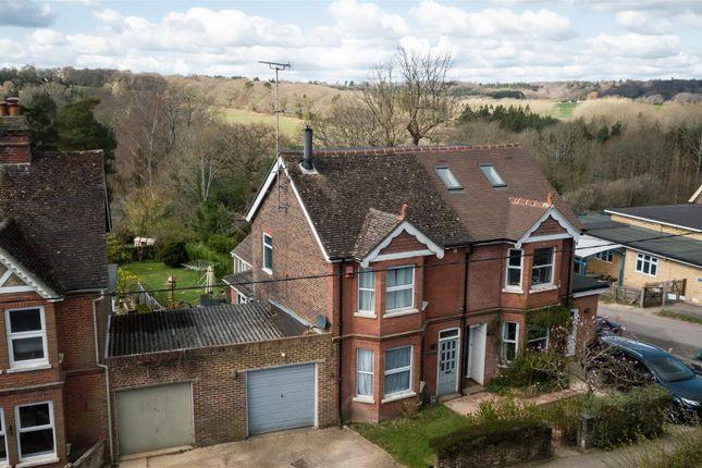 Thumbnail Semi-detached house for sale in London Road, Balcombe, Haywards Heath