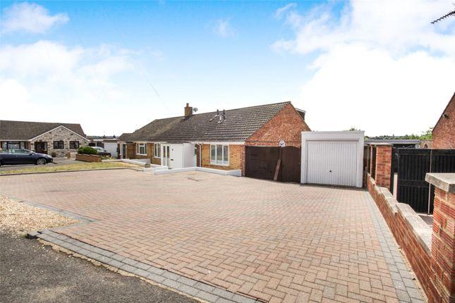 Thumbnail Semi-detached bungalow for sale in Monton Close, Limbury Mead, Luton