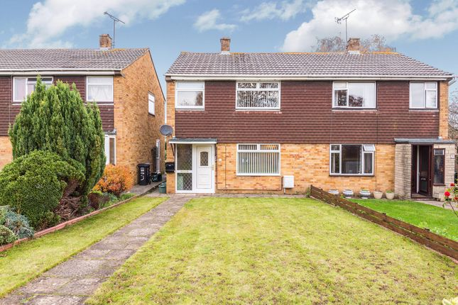 Thumbnail Semi-detached house for sale in Queens Road, Nailsea, North Somerset