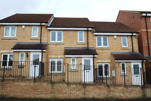 Thumbnail Terraced house to rent in Honeysuckle Way, Castleford