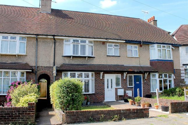 Thumbnail Terraced house for sale in Windlesham Close, Portslade, East Sussex