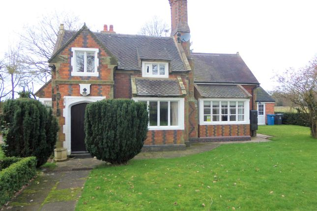 Thumbnail Detached house to rent in Alrewas Road, Alrewas, Burton-On-Trent