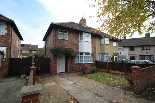 Thumbnail Semi-detached house to rent in Northfield Park, Hayes