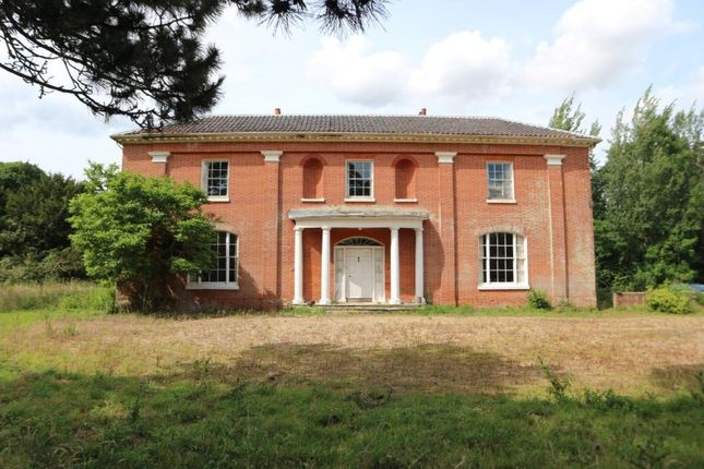 Thumbnail Detached house for sale in Reymerston Hall, Holl Lane, Reymerston, Norfolk