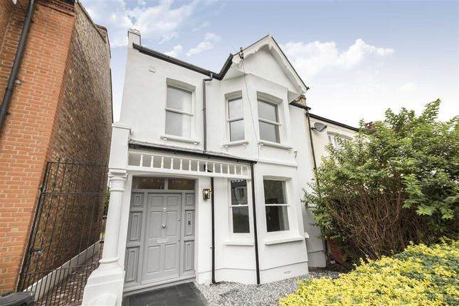 Thumbnail Terraced house for sale in Pretoria Road, London