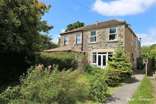 Thumbnail Semi-detached house for sale in Claverton Down Road, Claverton Down, Bath