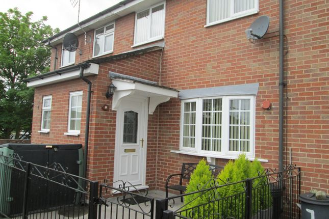 Thumbnail Maisonette to rent in Ballam Mews, Elmore Lane, Rugeley