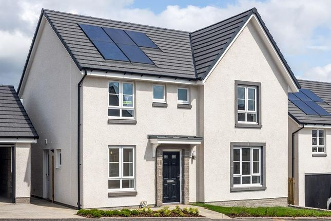 """Thumbnail Detached house for sale in """"Balmoral"""" at Meikle Earnock Road, Hamilton"""