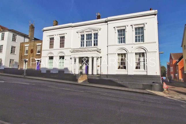 Thumbnail Maisonette for sale in Belgrave Place, East Hill, Colchester