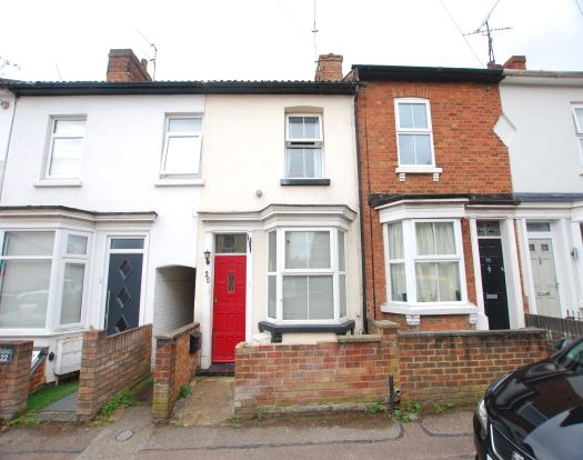 Thumbnail Terraced house to rent in Regent Street, Leighton Buzzard