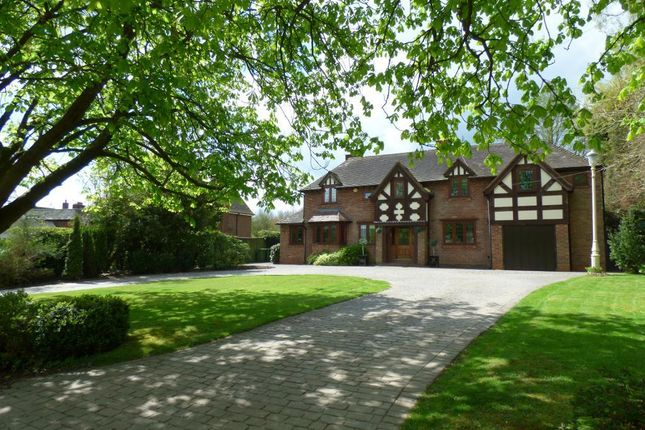 Thumbnail Detached house for sale in Private Road, Tanners Green, Wythall, Worcsester