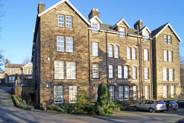 3 bed flat for sale in Cavendish Mill, Smedley Street East, Matlock, Derbyshire