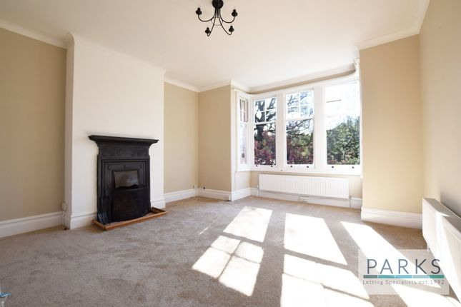 Thumbnail Maisonette to rent in Surrenden Road, Brighton