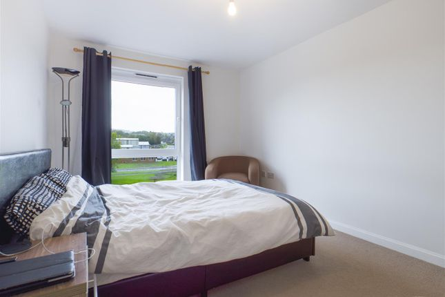 Bedroom of Sirius Apartments, Pentrechwyth, Swansea SA1