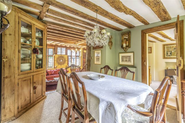 Dining Room of Taylor's Hill, Chilham, Kent CT4