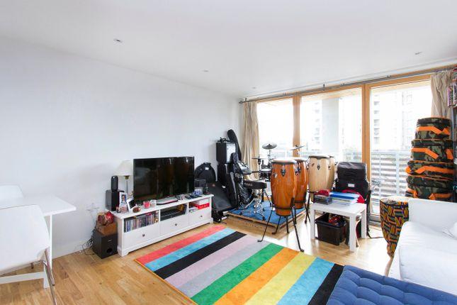 Thumbnail Flat to rent in White Cube Apartments, Algernon Road, Lewisham