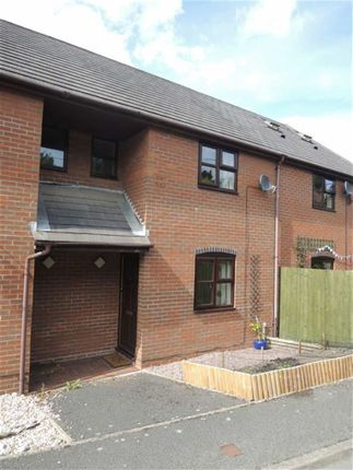 Thumbnail Terraced house to rent in 8, Village Green, Llandyssil, Montgomery, Powys