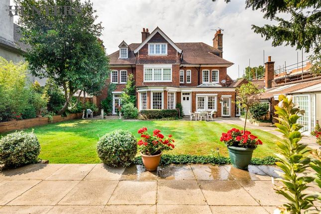 Thumbnail Detached house for sale in Edgehill Road, London