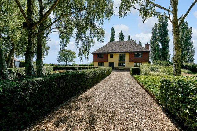 5 bed detached house for sale in Cross Drove, Warboys, Huntingdon PE28