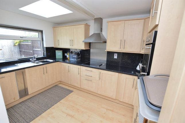 L-Shaped Extended Kitchen