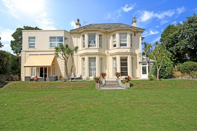Thumbnail Detached house for sale in Asheldon Road, Torquay