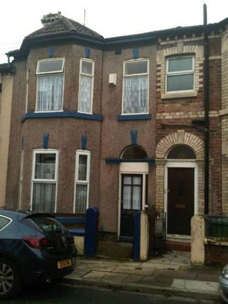 Thumbnail Terraced house to rent in Allerton Grove, Tranmere, Birkenhead