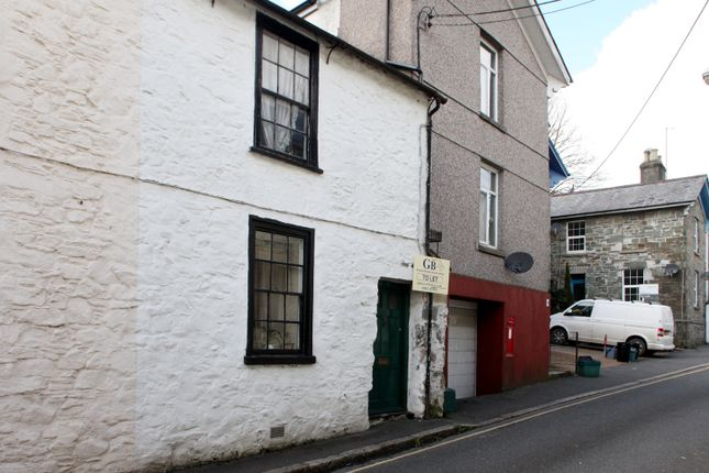 Thumbnail Terraced house to rent in Bannawell Street, Tavistock, Devon